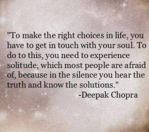 deepak wisdom